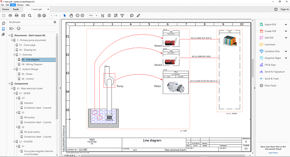 SolidWorks Schematic Electrical Smart PDF
