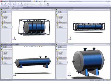 Automação processo proposta engenharia