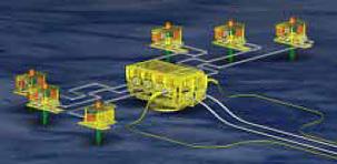 Kvaerner Oilfield Products desenvolve produtos subaquáticos para a indústria offshore com SolidWorks