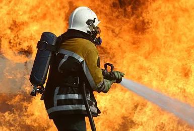 apagar incêndio empresa