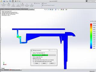 Análise linear e não linear com software de engenharia