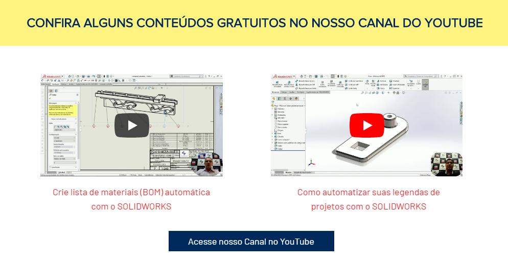 Canal do Youtube 4i Engenharia