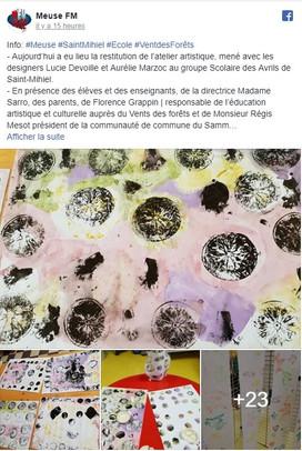 Meuse FM - 05/04/2019