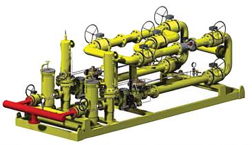 TotalGaz, S.A., reduziu o tempo de projeto em 50% e melhorou a qualidade dos seus sistemas de controle de gás.