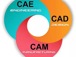 CAD, CAE E CAM: Qual a diferença entre eles?