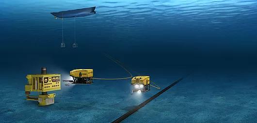 Oceaneering International PDM SolidWorks