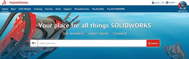 MySolidWorks Comunidade