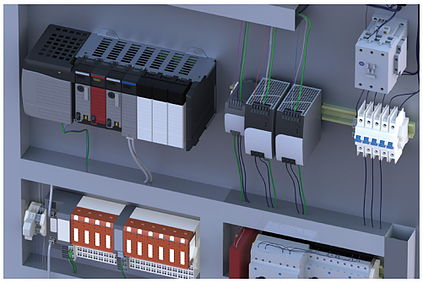 software cad 3d electrical