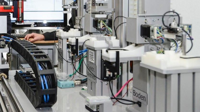 Manufatura Industrial avançada
