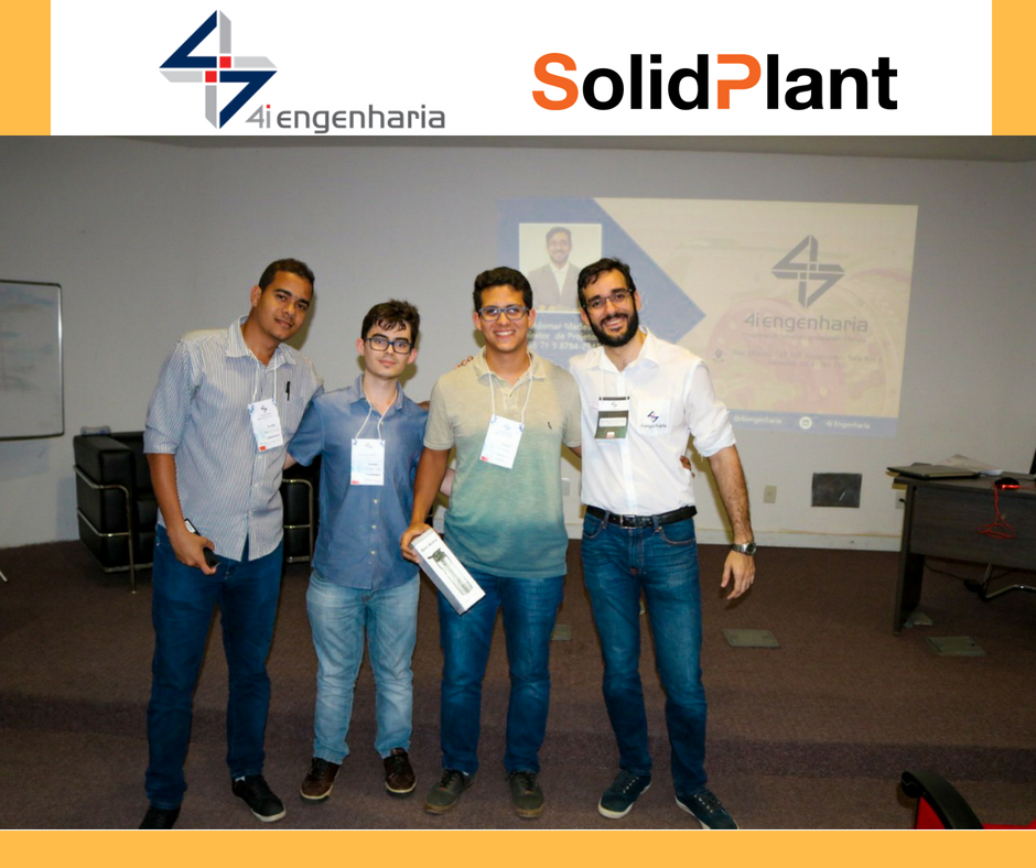 Evento SolidPlant Premiação