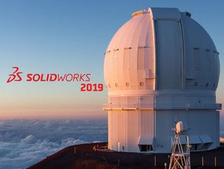 10 grandes novidades do SOLIDWORKS 2019 – Parte 1