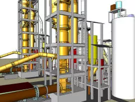 F. L. Smidth & Co. A/S PDM SolidWorks