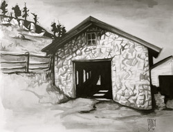 """""""The Shoeing Shed"""""""