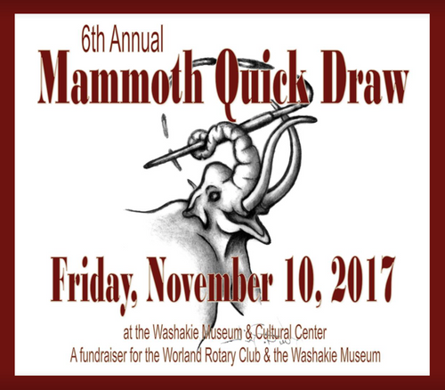 6th Annual Mammoth Quick Draw in Worland, WY