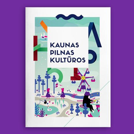 Kaunas Full of Culture cover