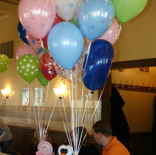 Helium Deliveries