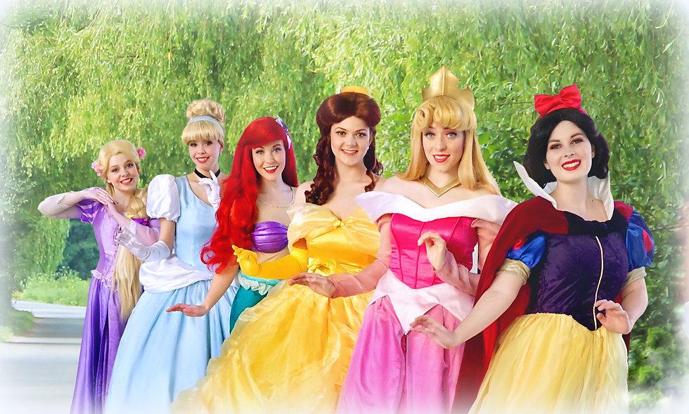 princesses group of 6 website header Hap