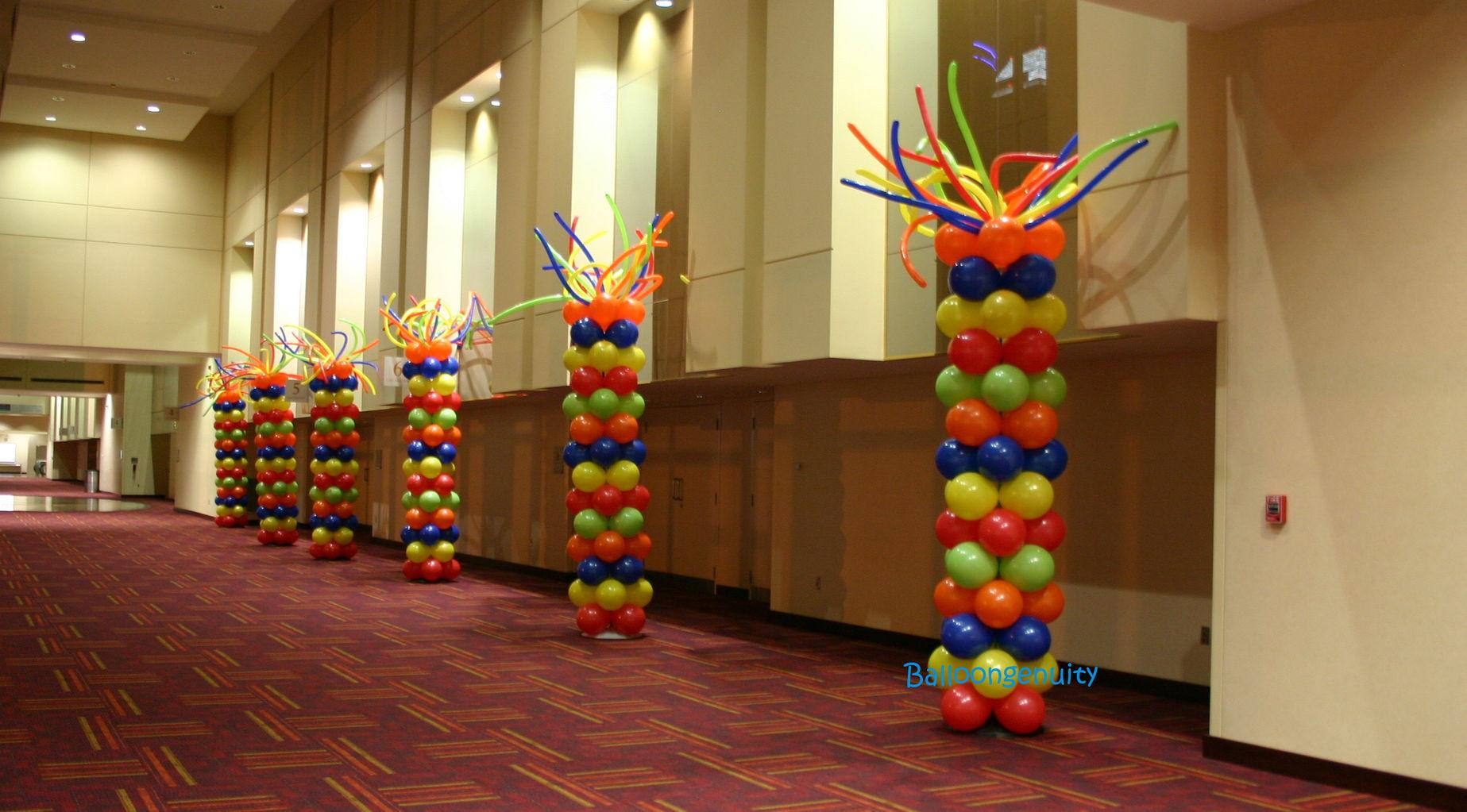Balloongenuity Ingenious Balloon Creativity Central