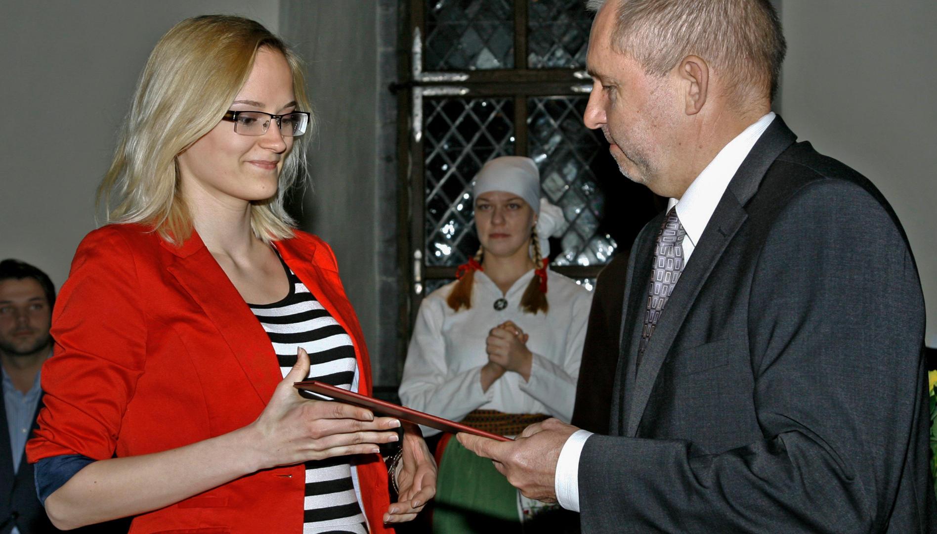 Mari Liis Sillat 2012