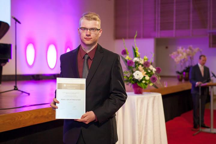 Mikk Vahtmeister TTU Eelnurme
