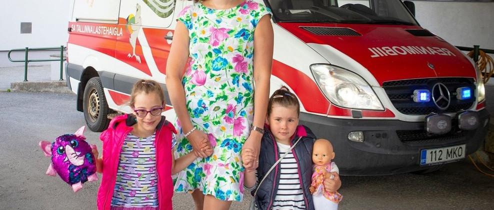 Tallinna Lastehaigla Ambulance Fundraise