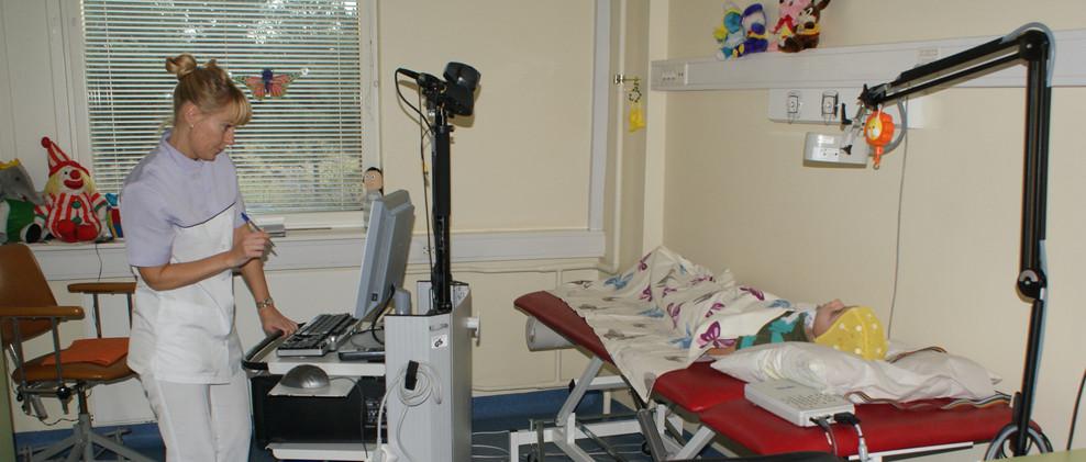 Tallinna laste haigla