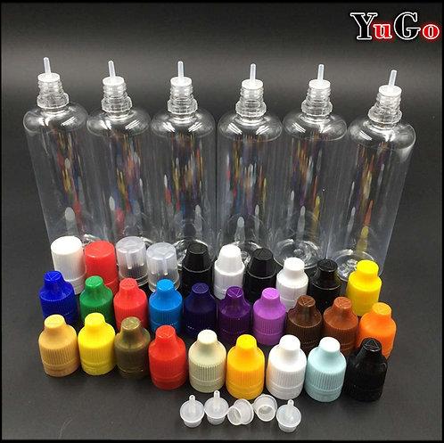 PR-2# PE PET Plastic Child Proof Bottle CRC TE