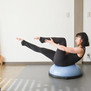 腰痛・側湾症のためのピラティス