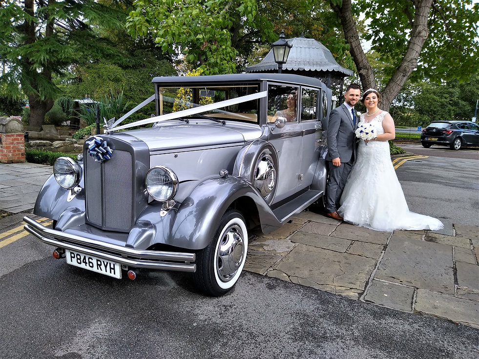 Yorkshire Wedding Cars
