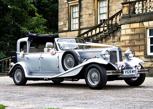 wedding cars pontefract