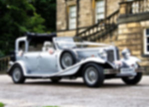 wedding cars sheffield