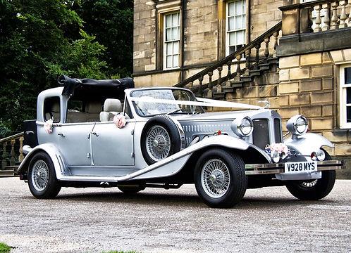 wedding cars sheffield