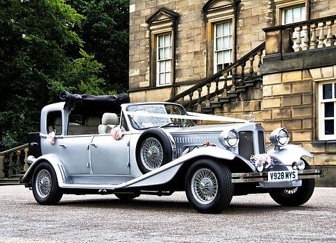 Wedding Car Hire East Yorkshire