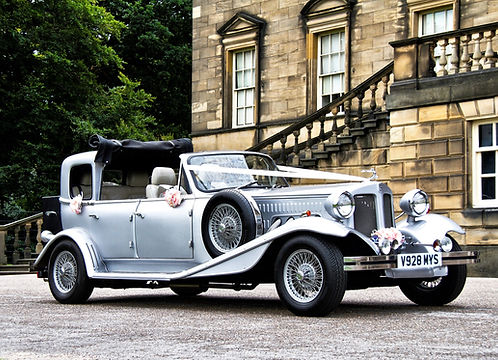 Wedding Car Hire East Yorkshire