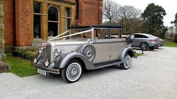 Regent Wedding Car