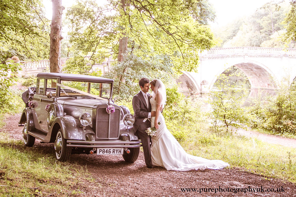 Vintage Wedding Cars Doncaster