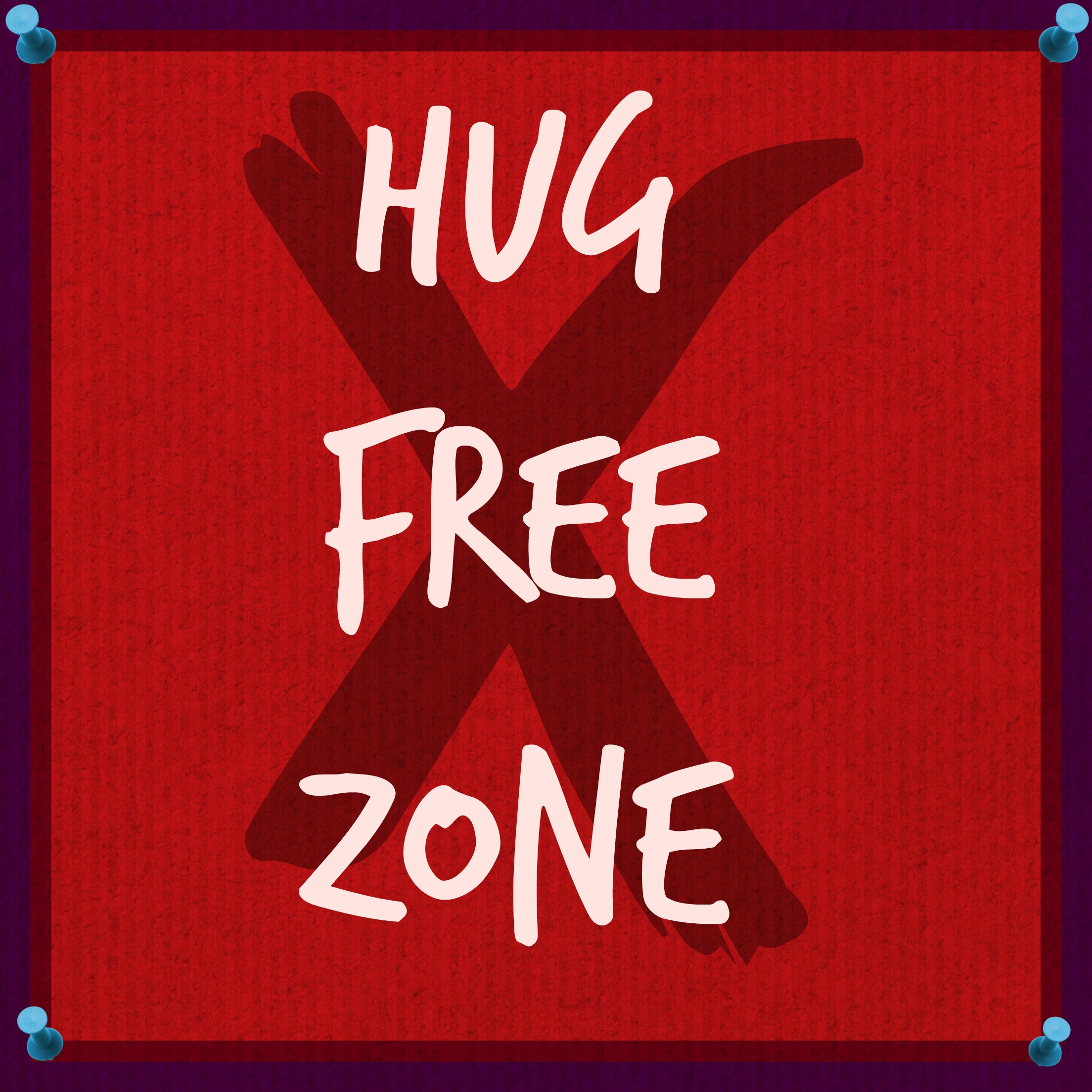 Image result for hug free zone