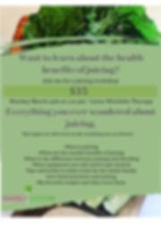 Mainly Greens Juicing Workshop .jpg
