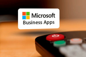 Microsoft Business Apps for remote work