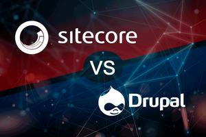 sitecore vs drupal