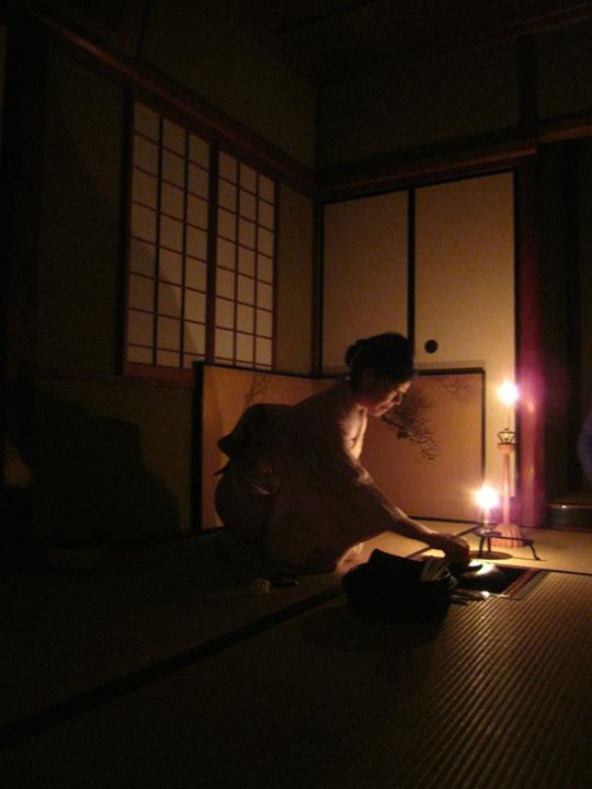 Facebook - Japanese tea ceremony at night.jpg