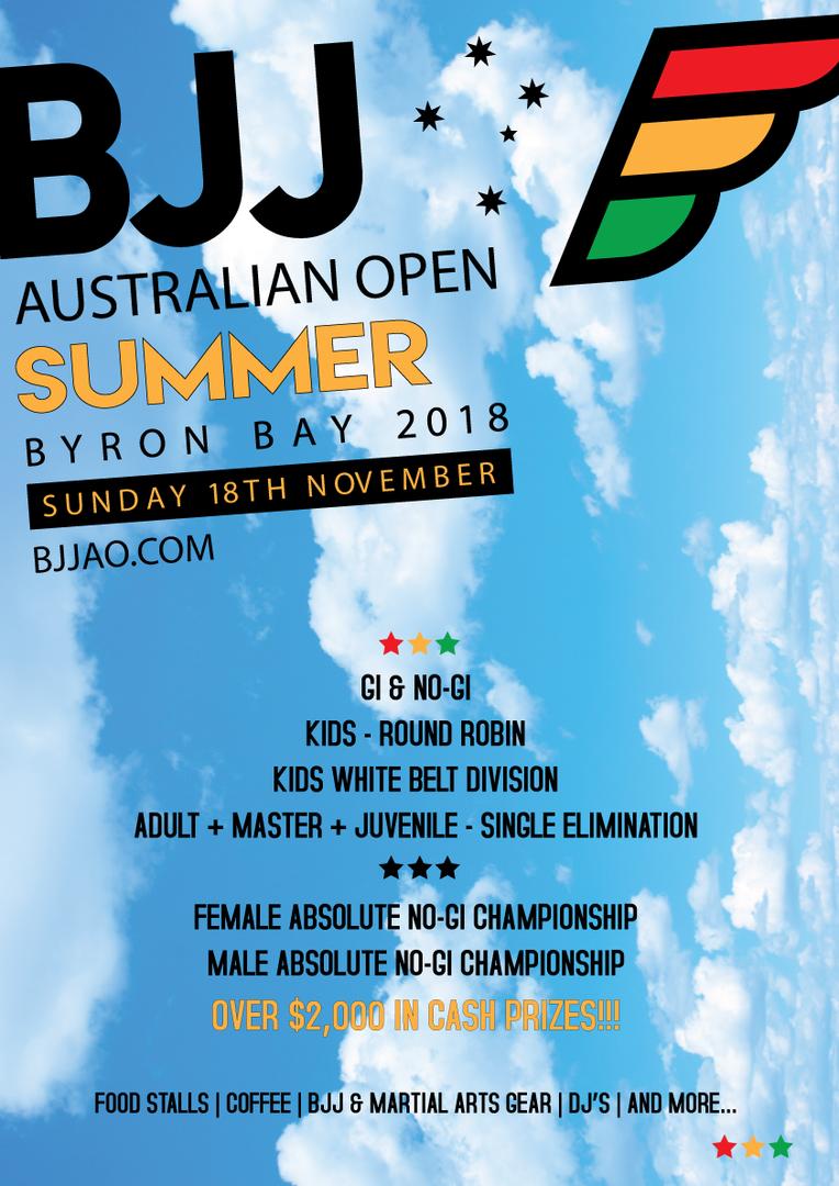 Summer Australian Open 2018