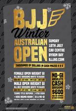 Winter Australian Open 2021.