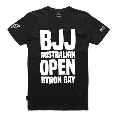 Tshirt | BJJAO | Black