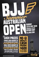 SUMMER AUSTRALIAN OPEN 2020