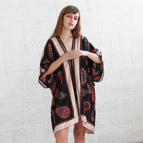 Naftul | Traditional Kimono