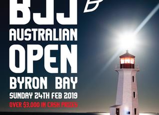 BJJ Australian Open 2019
