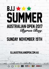 Summer Open 2017