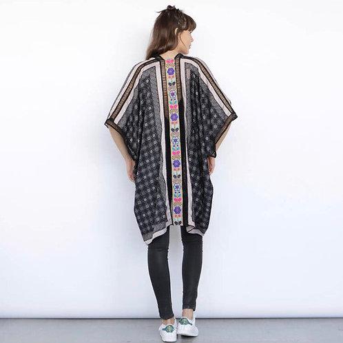 Naftul | Flower Kimono