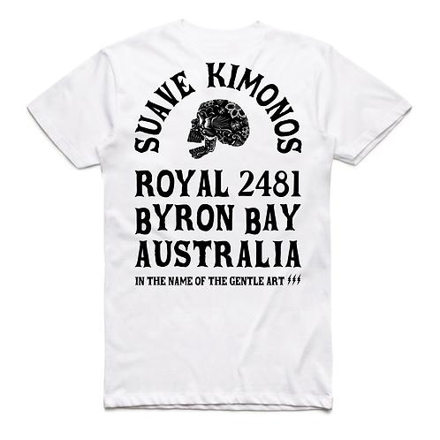 Tshirt | Royal 2481 | White